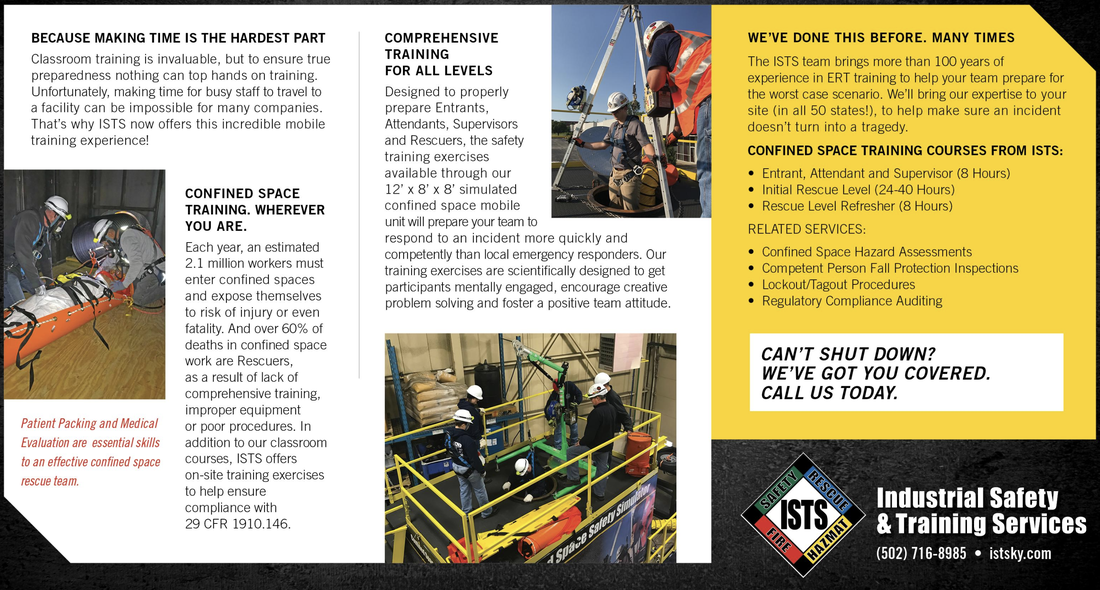 Confined Space - ISTS Safety Training
